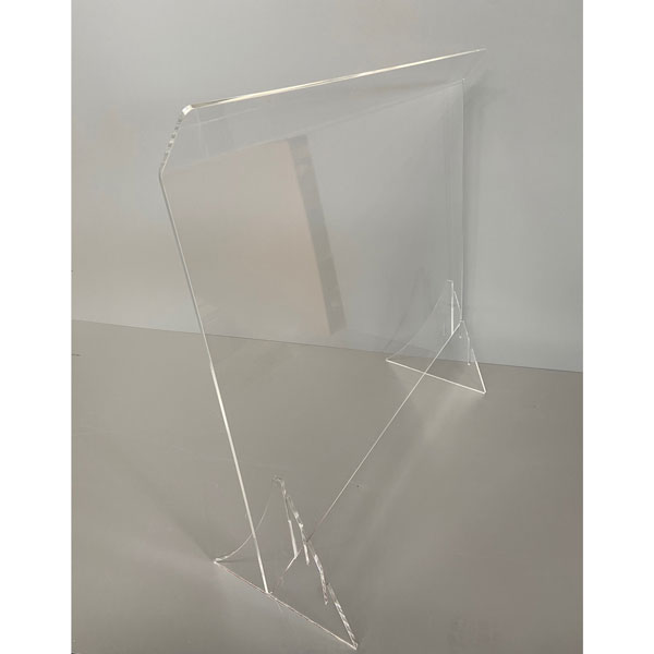 Adjustable height sneeze screen, sneeze guard, sneeze shield, cashier protection screen